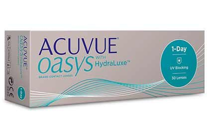 Контактные линзы Acuvue Oasys 1Day